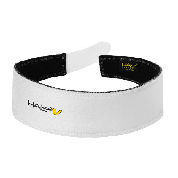 Halo V - White Velcro