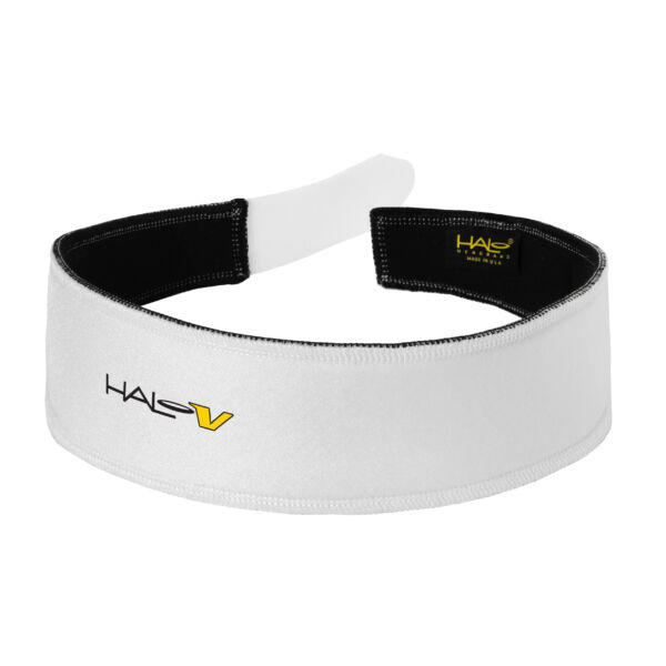 Halo V - White Velcro
